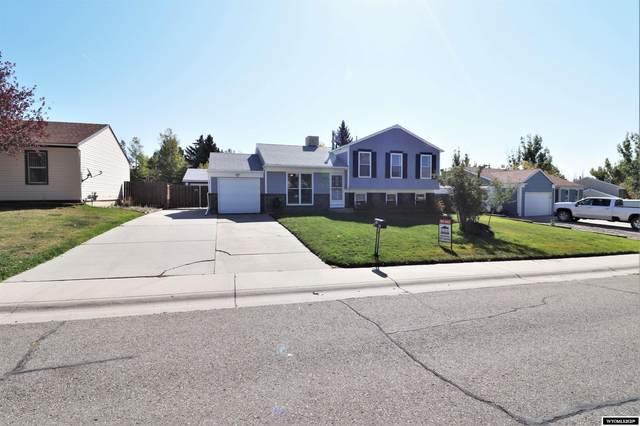 1005 Monroe Drive, Rock Springs, WY 82901 (MLS #20215851) :: RE/MAX Horizon Realty
