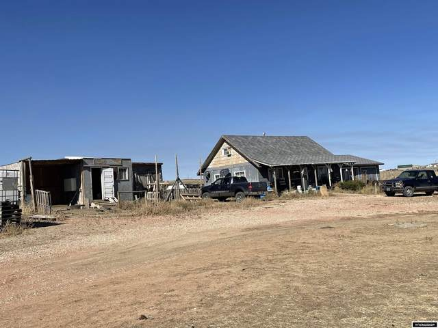 148 Red Hills Road, Buffalo, WY 82834 (MLS #20215877) :: RE/MAX The Group