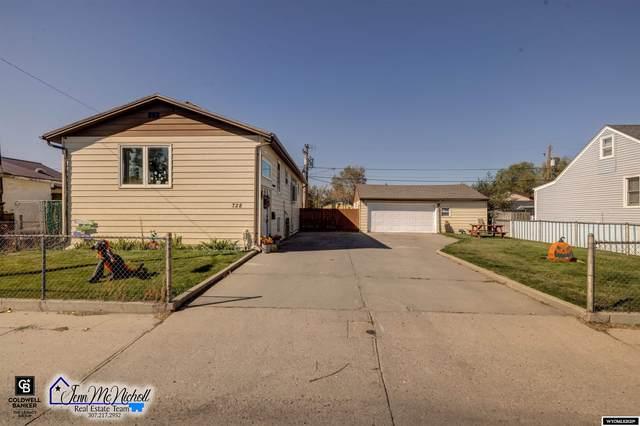 728 N Lincoln Street, Casper, WY 82601 (MLS #20215878) :: RE/MAX Horizon Realty