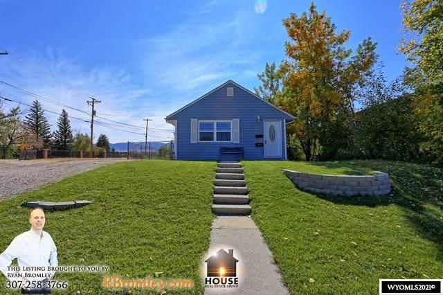 1311 E 7th Street, Casper, WY 82601 (MLS #20215882) :: RE/MAX Horizon Realty