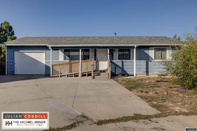 6678 Bailey Place, Casper, WY 82604 (MLS #20215884) :: RE/MAX The Group