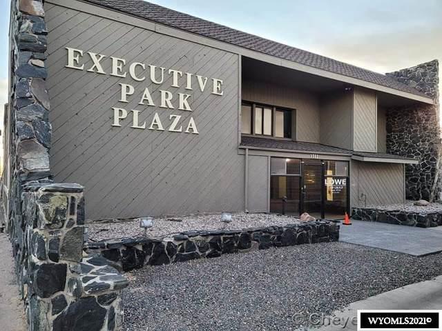 1111 E Lincolnway, Cheyenne, WY 82001 (MLS #20215890) :: RE/MAX Horizon Realty