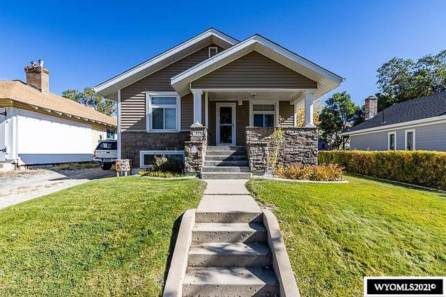 357 E 2nd North Street, Green River, WY 82935 (MLS #20215901) :: Broker One Real Estate
