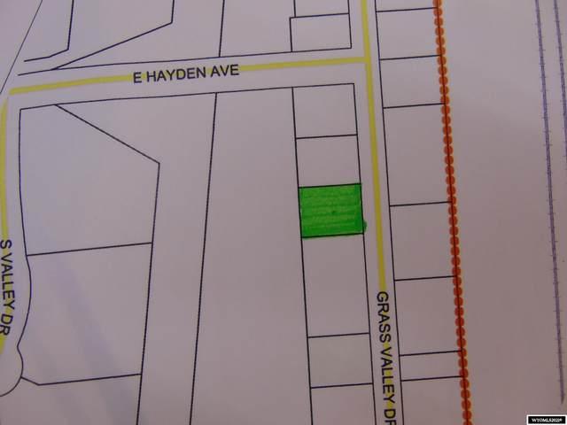 517 Grass Valley Drive, Evanston, WY 82930 (MLS #20215910) :: Lisa Burridge & Associates Real Estate