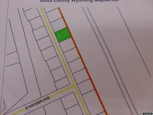450 Grass Valley Drive, Evanston, WY 82930 (MLS #20215916) :: Lisa Burridge & Associates Real Estate