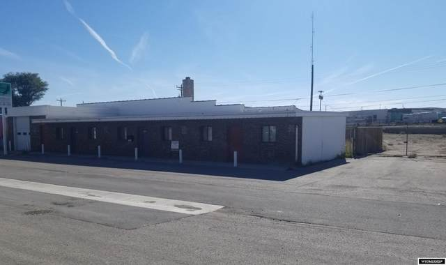 1924 W Spruce Street, Rawlins, WY 82301 (MLS #20215943) :: RE/MAX The Group