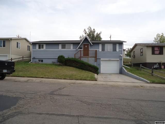 1615 S Fairdale Avenue, Casper, WY 82601 (MLS #20215949) :: RE/MAX The Group