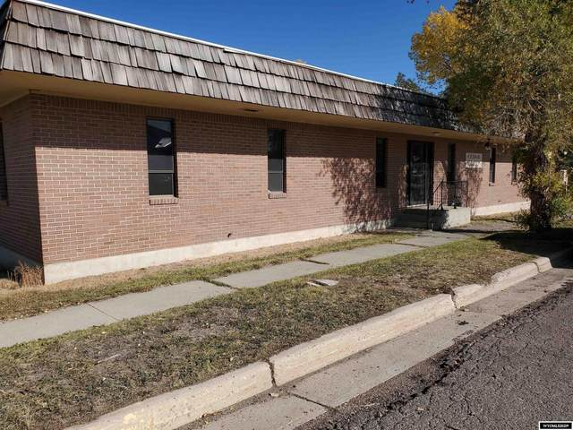 722 Cedar, Kemmerer, WY 83101 (MLS #20215952) :: RE/MAX The Group
