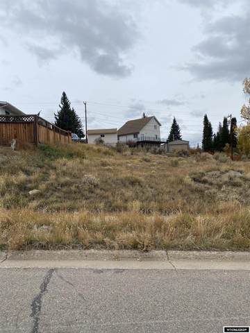 Lot 8 Pearl Street, Kemmerer, WY 83101 (MLS #20215953) :: RE/MAX The Group