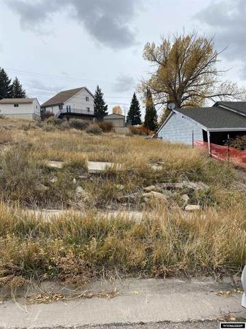 Lot 9 Pearl Street, Kemmerer, WY 83101 (MLS #20215954) :: RE/MAX The Group