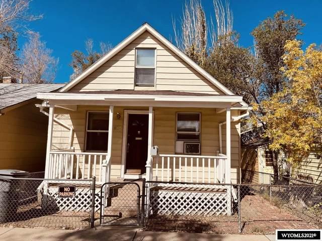 923 N Front Street, Rock Springs, WY 82901 (MLS #20215958) :: RE/MAX Horizon Realty