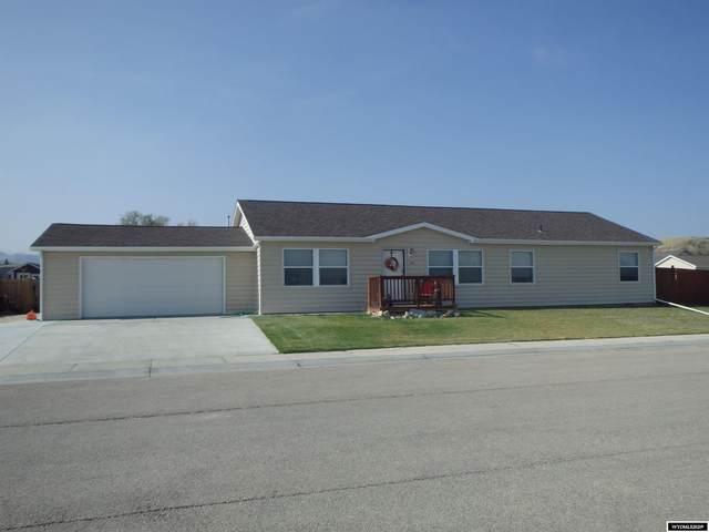 500 S Lucas, Buffalo, WY 82834 (MLS #20215962) :: Broker One Real Estate