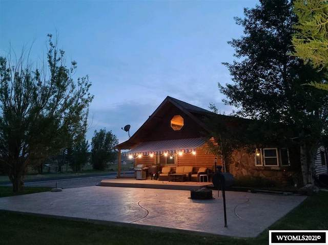 623 Palamino Drive, Evanston, WY 82930 (MLS #20215971) :: RE/MAX The Group