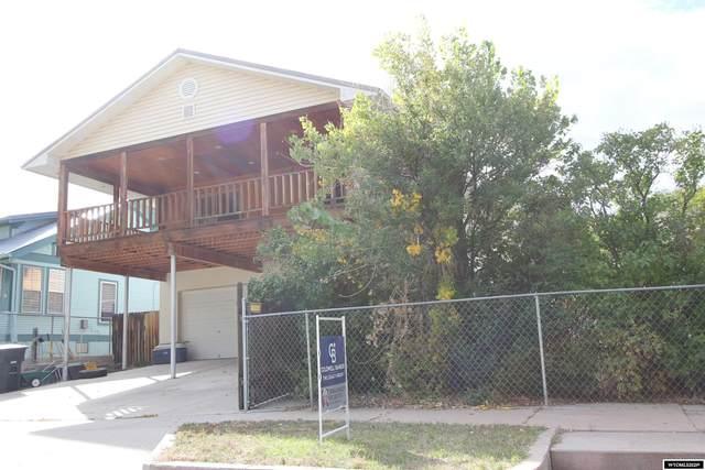 505 S 5th Street, Glenrock, WY 82637 (MLS #20215977) :: Lisa Burridge & Associates Real Estate