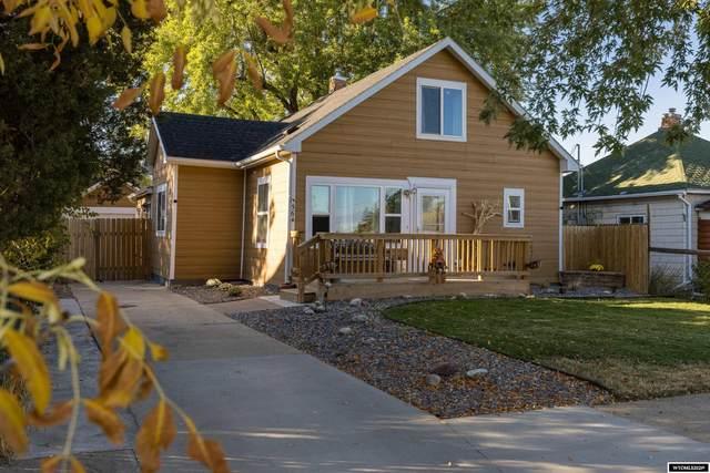 564 E 6th Street, Sheridan, WY 82801 (MLS #20215981) :: Real Estate Leaders