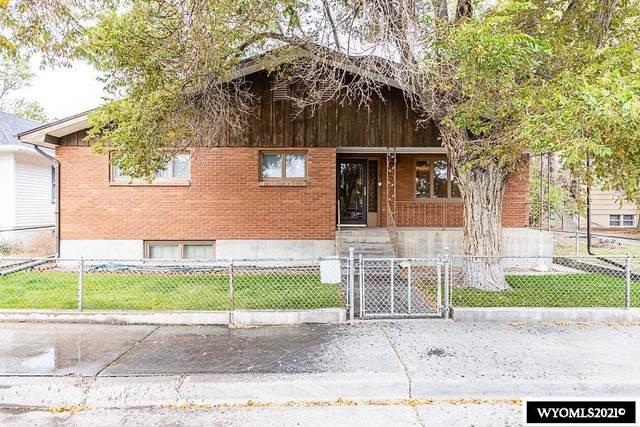 718 Muir Avenue, Rock Springs, WY 82901 (MLS #20215984) :: RE/MAX Horizon Realty