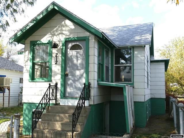 212 E G Street, Casper, WY 82601 (MLS #20215997) :: Lisa Burridge & Associates Real Estate