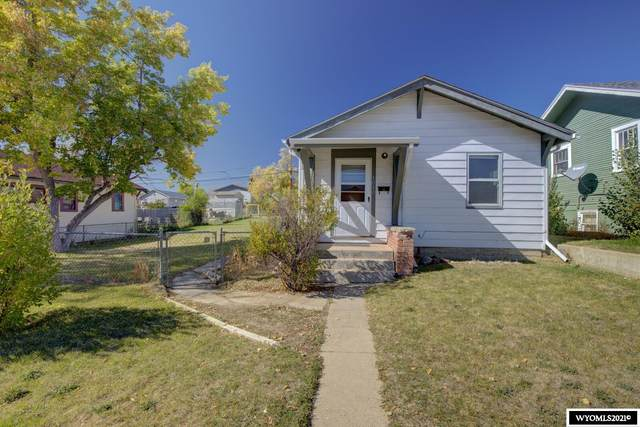 1040 S Melrose Street, Casper, WY 82601 (MLS #20216000) :: RE/MAX Horizon Realty