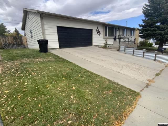 3408 Belmont Drive, Casper, WY 82604 (MLS #20216006) :: Lisa Burridge & Associates Real Estate