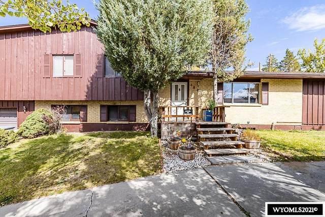 1801 Carson Street, Rock Springs, WY 82901 (MLS #20216010) :: RE/MAX Horizon Realty