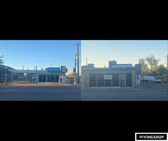 946 E 2nd Street, Casper, WY 82601 (MLS #20216015) :: RE/MAX The Group