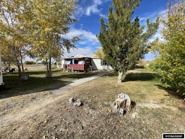 184 Marlatt Road, Shoshoni, WY 82649 (MLS #20216020) :: Broker One Real Estate