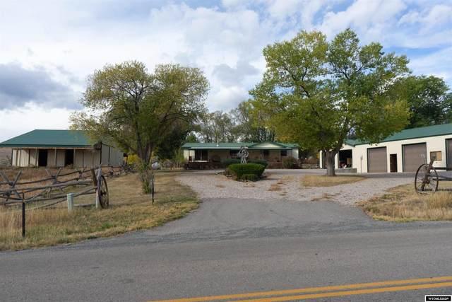 119 North Fork Road, Lander, WY 82520 (MLS #20216022) :: RE/MAX Horizon Realty