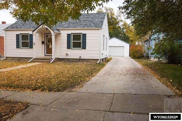 1521 S Cedar Street, Casper, WY 82601 (MLS #20216024) :: RE/MAX Horizon Realty