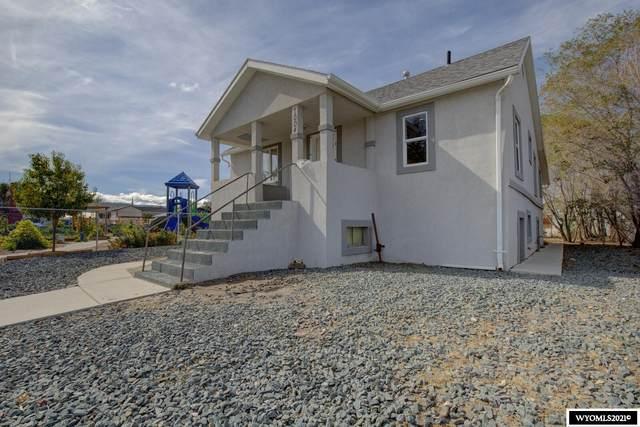 1004 St. John, Casper, WY 82601 (MLS #20216027) :: Lisa Burridge & Associates Real Estate