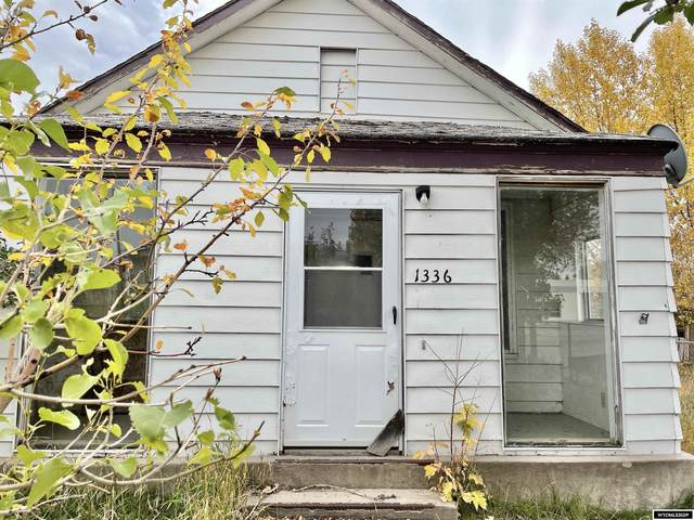 1336 Central, Kemmerer, WY 83101 (MLS #20216029) :: RE/MAX Horizon Realty