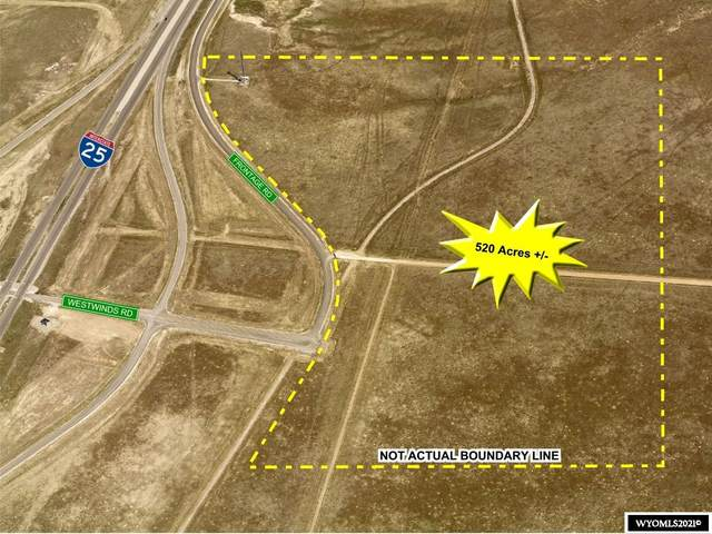 6375 Frontage Rd Road, Casper, WY 82601 (MLS #20216031) :: RE/MAX The Group