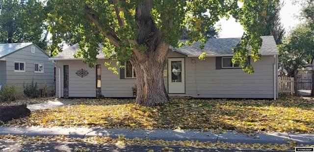1436 Kearney Avenue, Casper, WY 82604 (MLS #20216032) :: Lisa Burridge & Associates Real Estate