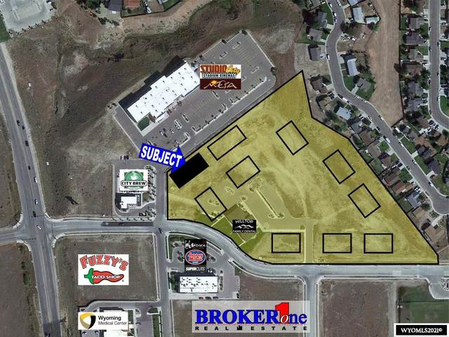 3120 Talon Drive Drive, Casper, WY 82604 (MLS #20216041) :: Broker One Real Estate