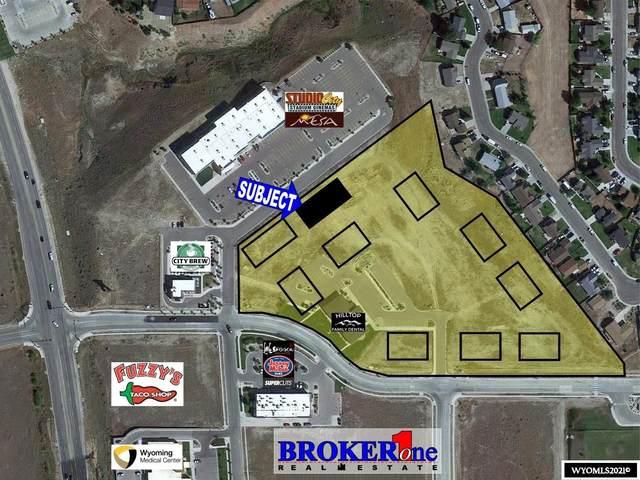 3140 Talon Drive Drive, Casper, WY 82604 (MLS #20216042) :: Broker One Real Estate