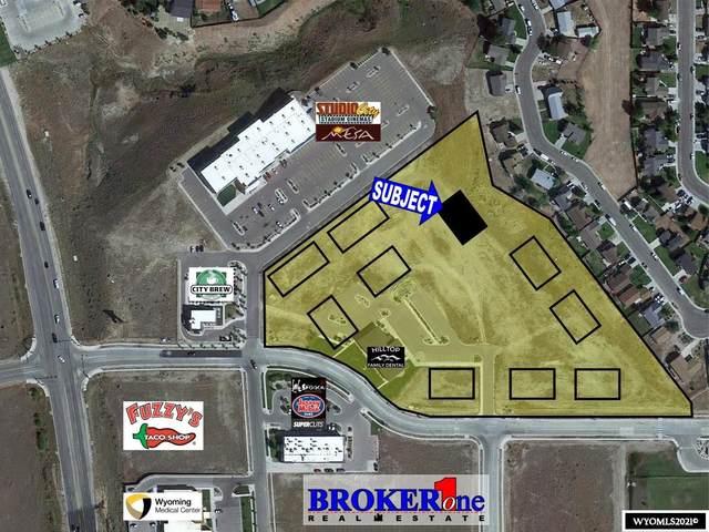 3160 Talon Drive Drive, Casper, WY 82604 (MLS #20216043) :: Broker One Real Estate
