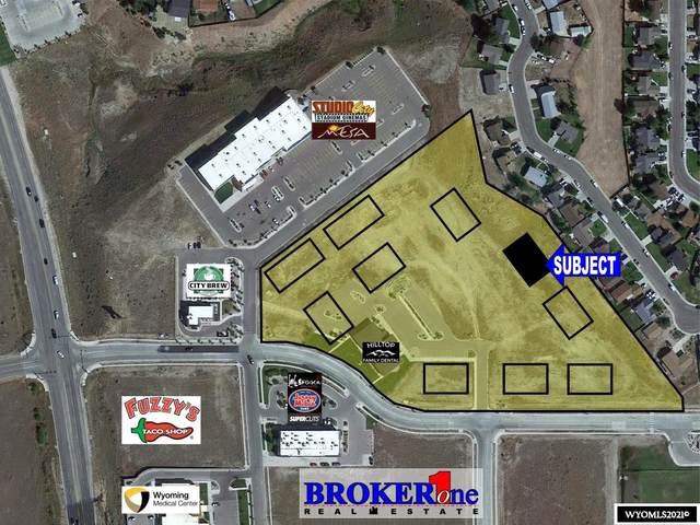 2930 Talon Drive Drive, Casper, WY 82604 (MLS #20216044) :: Broker One Real Estate