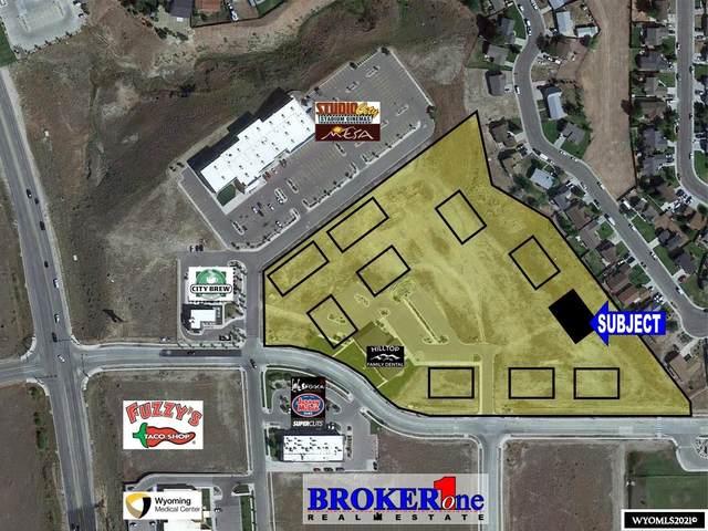 2940 Talon Drive Drive, Casper, WY 82604 (MLS #20216045) :: Broker One Real Estate