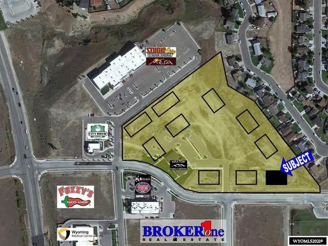2950 Talon Drive Drive, Casper, WY 82604 (MLS #20216046) :: Broker One Real Estate