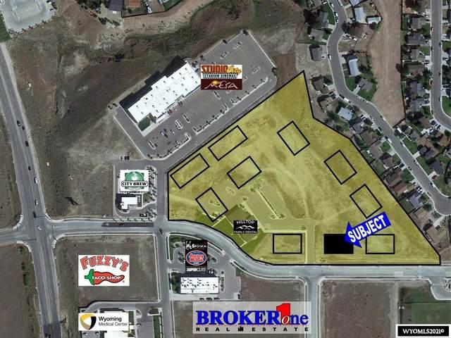 2960 Talon Drive Drive, Casper, WY 82604 (MLS #20216047) :: Broker One Real Estate