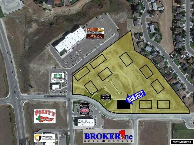 3080 Talon Drive Drive, Casper, WY 82604 (MLS #20216048) :: Broker One Real Estate