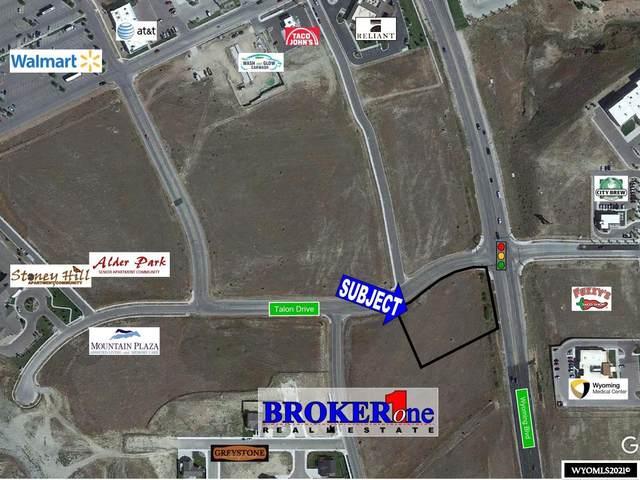 4003/4015 Talon Drive Drive, Casper, WY 82604 (MLS #20216051) :: RE/MAX The Group