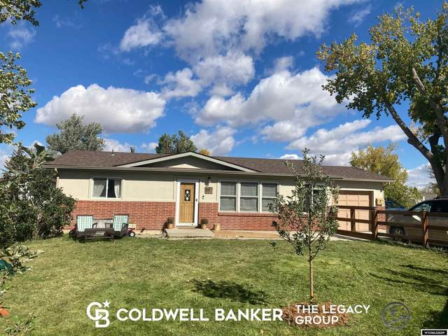 171 Valley Drive, Casper, WY 82604 (MLS #20216053) :: RE/MAX The Group