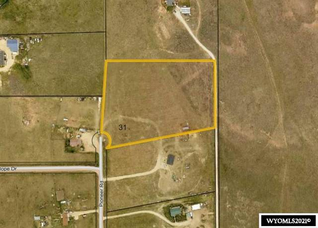 31 Pioneer Road, Buffalo, WY 82834 (MLS #20216060) :: RE/MAX The Group