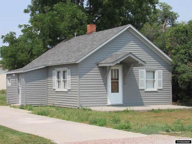 124 Connely Avenue, Lingle, WY 82223 (MLS #20216062) :: Lisa Burridge & Associates Real Estate