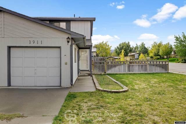 3911 Gannett Street, Casper, WY 82609 (MLS #20216064) :: Real Estate Leaders