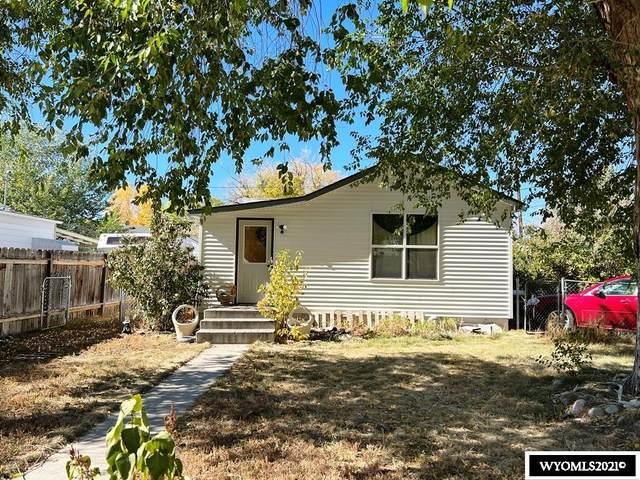 304 S 6th St E, Riverton, WY 82501 (MLS #20216066) :: Lisa Burridge & Associates Real Estate