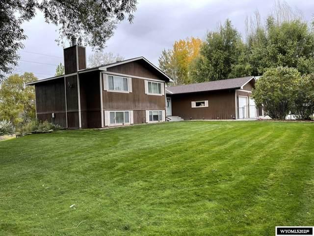 255 Ramshorn Drive, Riverton, WY 82501 (MLS #20216074) :: Lisa Burridge & Associates Real Estate