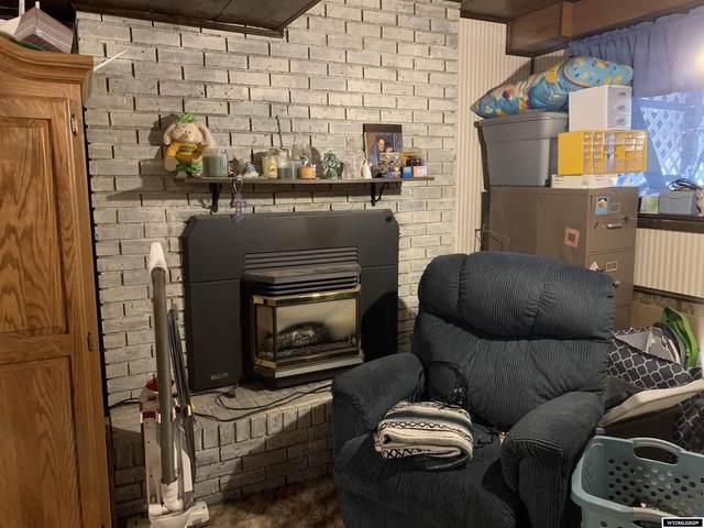 351 Oleander Street, Casper, WY 82604 (MLS #20216077) :: Lisa Burridge & Associates Real Estate
