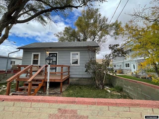 1213 11 TH Street, Rock Springs, WY 82901 (MLS #20216079) :: Lisa Burridge & Associates Real Estate