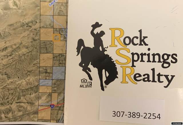 ZEV 160 Red Desert, Rawlins, WY 82301 (MLS #20216083) :: RE/MAX The Group